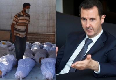 Syria's Bashar al-Assad