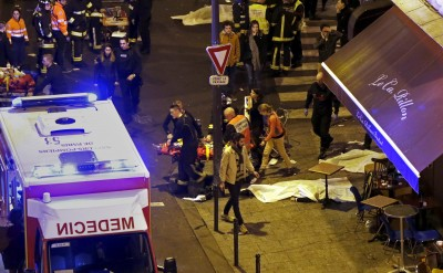 Terrorism in Paris