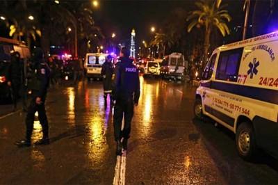 Tunisia Bus Attacked