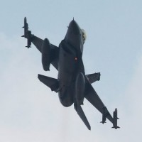 Turkish F-16 Fighter