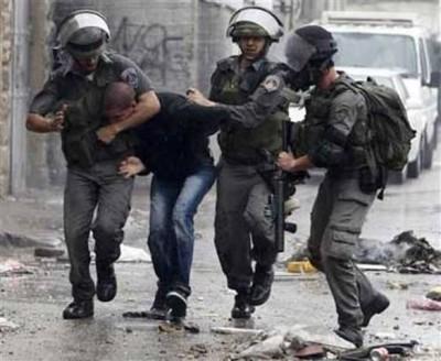 Violence in Palestine