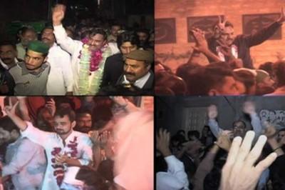 Winner Candidates, Worker Dances