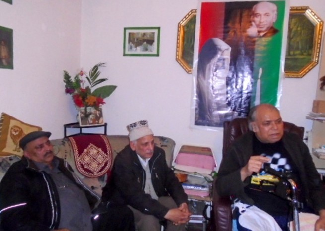 Workers PPP Berlin and Germany Condolence Meeting
