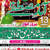 Aamade Mustafa Conference