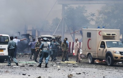 Afghanistan Airport Attack