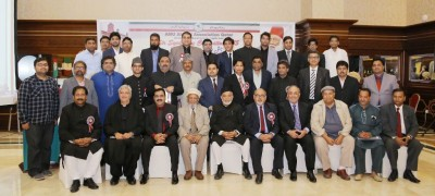 Aligarh University celebrated sir Syed Day
