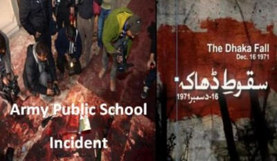 Army Public School Incident and Dhaka Fall