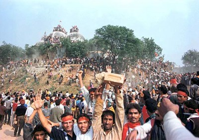 Babri Masjid,Hindu Extremists
