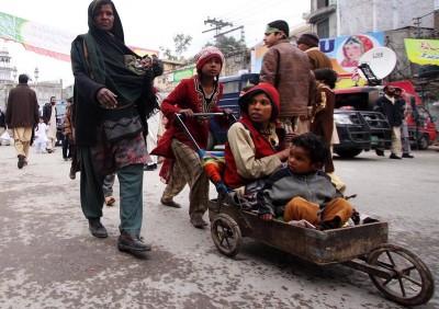 Beggars on Sreets