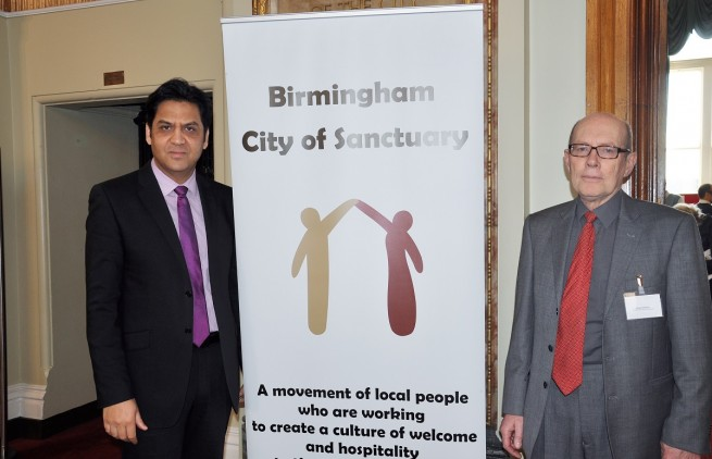 British Organization Century of City Ceremony Birmingham