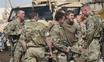 British Squad