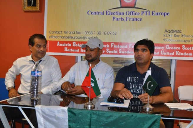 Central Election Office PTi France