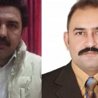 Ch Nasir Bashir and Malik Asad Mahmood Awan