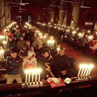 Christmas Prayer Ceremony