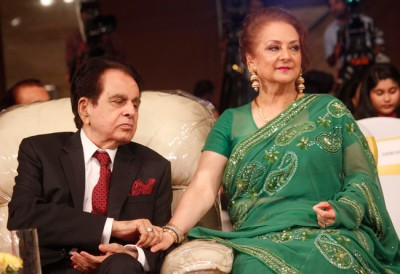 Daleep Kumar and Saira Banu
