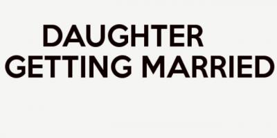 Daughters Married