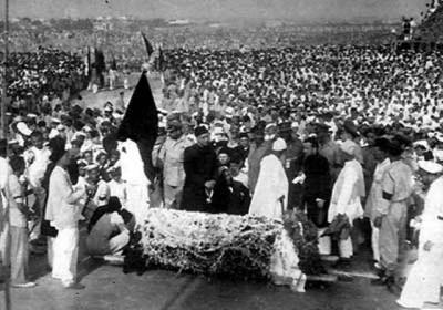 Death Of Quaid-i-Azam