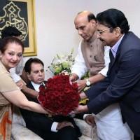 Dilip Kumar Receive Padma Bhushan