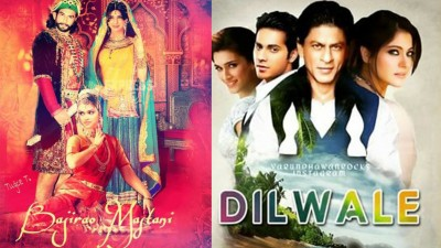 Dilwale and Bajirao Mastani