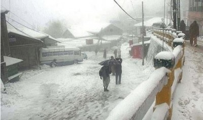 Gilgit Snow