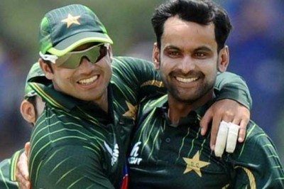 Hafeez And  Azhar,
