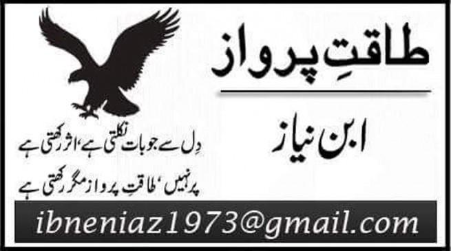 Ibn e Niaz Logo