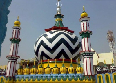 Imam Ahmed Raza Khan Alsah Bareilvi