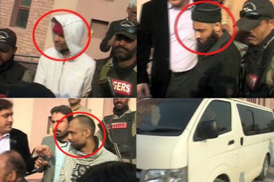 Imran Farooq Murder Case,Accused