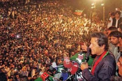 Imran Khan Dharny