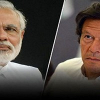 Imran Khan Met with Narendar Modi