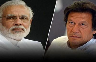Imran Khan Met with  Narendar Modi