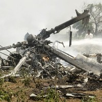 India Helicopter Crash