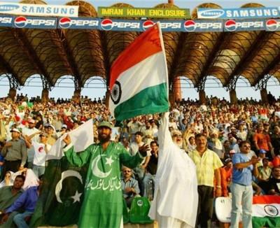 Indian Pakistan Cricket Series