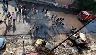 Iraq attacks, 20 people killed