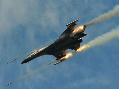Jet Plane Attack