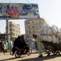 Karachi Sign Board