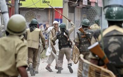 Kashmir Soldiers Violence