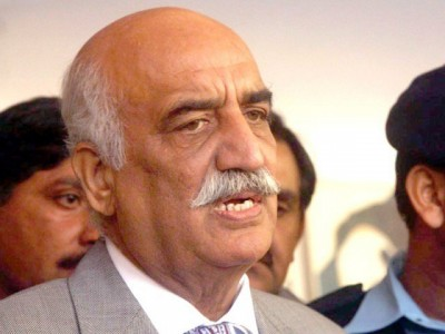 Khurshid Shah