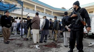 Mardan Suicide Attack