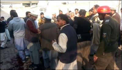 Mardan Suicide Blast