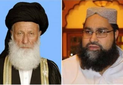 Maulana Akhtar Shirani and Tahir Ashrafi