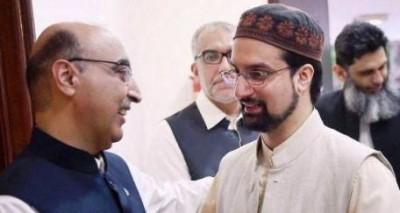 Meer Viez Umar Farooq and Abdul Basit