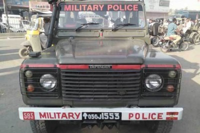 Military Police Attack