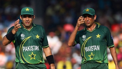 Misbah and Younis