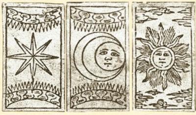 Moon, Sun  Idolatry
