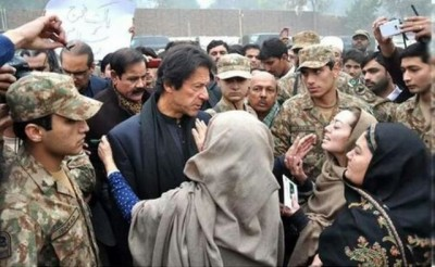 Peshawar Victims Talk Imran Khan