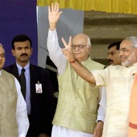 Narendra Modi and Vajpayee