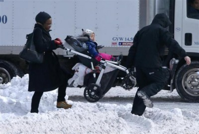 New York Snowfall
