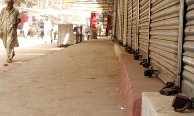 Occupied Kashmir Shutter Down Strike