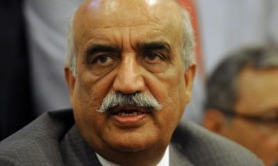 Opposition leader Khurshid